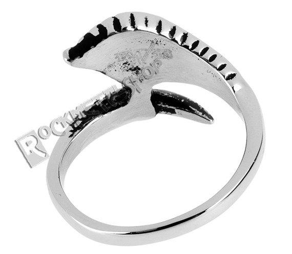 pierścień CLAW AND WING