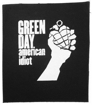 naszywka GREEN DAY - AMERICAN IDIOT