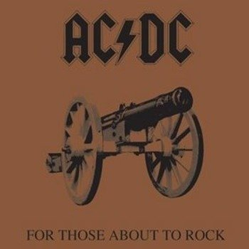 AC/DC: FOR THOSE ABOUT TO ROCK WE SALUTE YOU (LP VINYL)