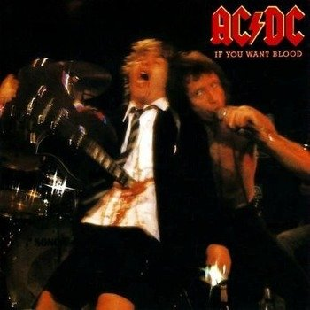 AC/DC : IF YOU WANT BLOOD, YOU'VE GOT IT (CD)