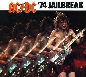 AC/DC : JAILBREAK'74 (CD)