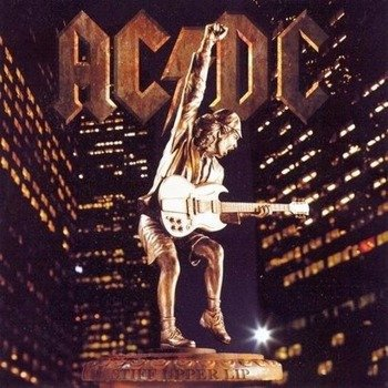 AC/DC : STIFF UPPER LIP (CD)