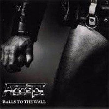 ACCEPT:   BALLS TO THE WALL (LP VINYL)