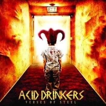 ACID DRINKERS: VERSES OF STEEL(CD)