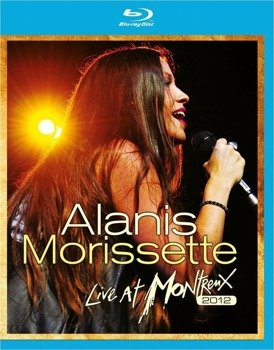 ALANIS MORISSETTE: LIVE AT MONTREUX 2012 (BLU-RAY)
