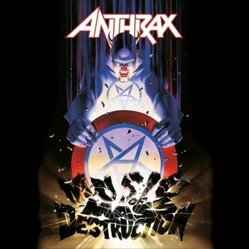 ANTHRAX: MUSIC OF MASS DESTRUCTION - LIVE FROM CHICAGO (CD)