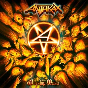 ANTHRAX: WORSHIP MUSIC (CD)