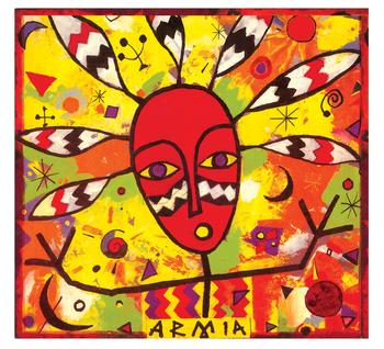 ARMIA: ANTIARMIA (CD)