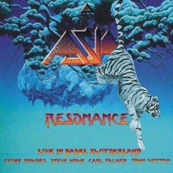 ASIA:  RESONANCE - LIVE IN BASEL SWITZERLAND VOL 1 (2LP VINYL)