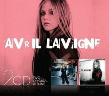 AVRIL LAVIGNE: THE BEST DAMN THING / UNDER MY SKIN (CD)