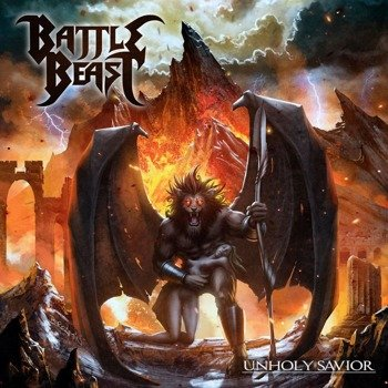 BATTLE BEAST: UNHOLY SAVIOR (LP VINYL)