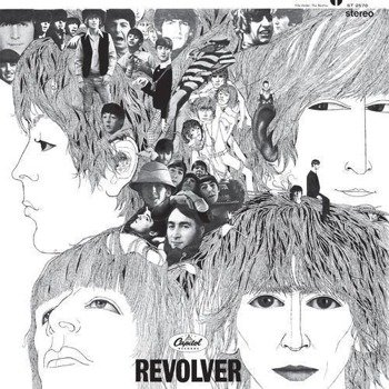 BEATLES, THE: REVOLVER (CD)