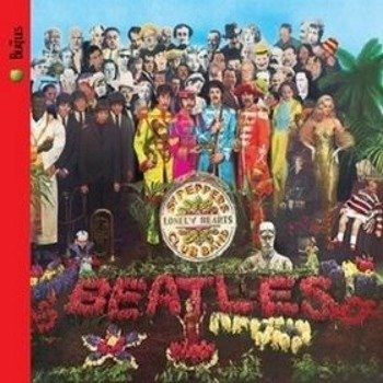 BEATLES, THE: SGT PEPPER'S LONELY HEARTS CLUB BAND (CD)