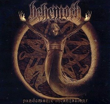 BEHEMOTH: PANDEMONIC INCANTATIONS (CD)