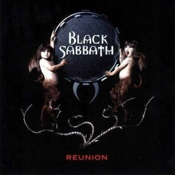 BLACK SABBATH: REUNION (CD)