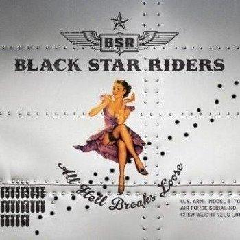 BLACK STAR RIDERS: ALL HELL BREAKS LOOSE (2LP VINYL)