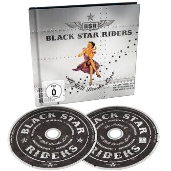 BLACK STAR RIDERS: ALL HELL BREAKS LOOSE (CD+DVD)