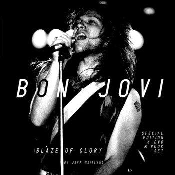 BON JOVI: BLAZE OF GLORY (4DVD+KSIĄŻKA)