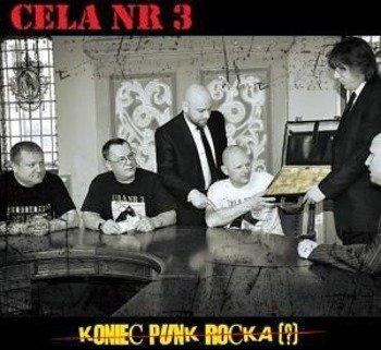CELA NR 3: KONIEC PUNKROCKA [?] (CD)
