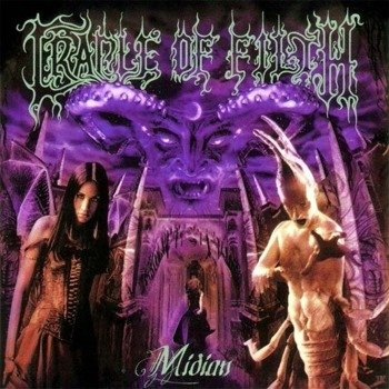 CRADLE OF FILTH : MIDIAN (CD)