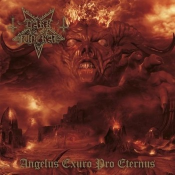 DARK FUNERAL: ANGELUS EXURO PRO ETERNUS (CD)