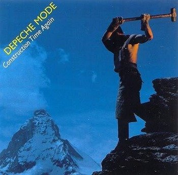DEPECHE MODE: CONSTRUCTION TIME AGAIN (CD)