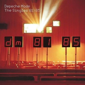 DEPECHE MODE: THE SINGLES 81>85 (CD)