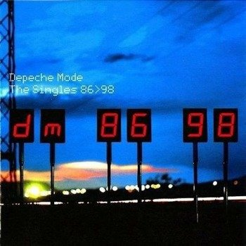 DEPECHE MODE: THE SINGLES 86-98 (CD)