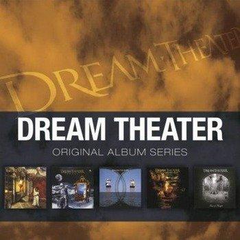 DREAM THEATER: ORYGINAL ALBUM SERIES (CD)