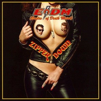 EAGLES OF DEATH METAL: ZIPPER DOWN (CD)