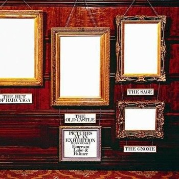 EMERSON LAKE & PALMER : PICTURES AT AN EXHIBITION (CD)