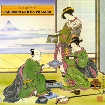 EMERSON LAKE & PALMER : THE BEST OF (CD)