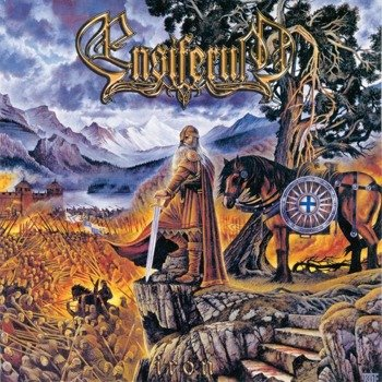 ENSIFERUM: IRON (CD)