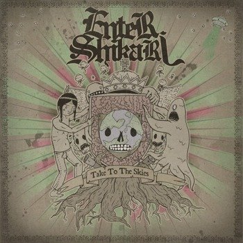 ENTER SHIKARI: TAKE TO THE SKIES (CD+DVD)