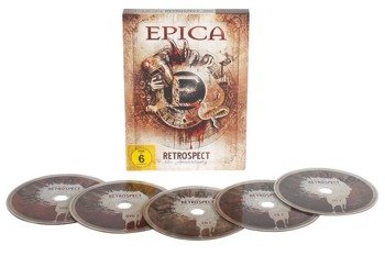 EPICA: RETROSPECT - 10TH ANNIVERSARY (2DVD+3CD)
