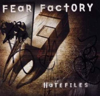 FEAR FACTORY: HATEFILES (CD)