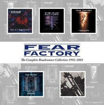 FEAR FACTORY: THE COMPLETE ROADRUNNER COLLECTION 1992-2001 (CD)