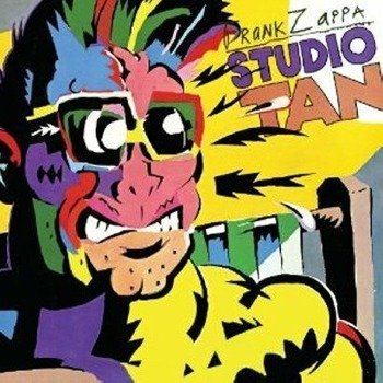 FRANK ZAPPA: STUDIO TAN (CD)