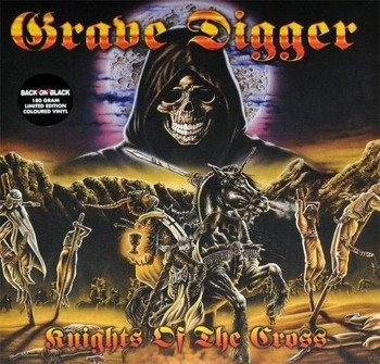 GRAVE DIGGER: KNIGHTS OF THE CROSS (2LP VINYL)