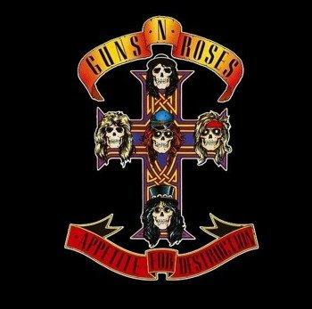 GUNS N' ROSES: APPETITE FOR DESTRUCTION (CD)