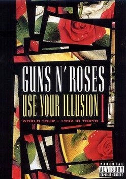 GUNS N' ROSES: USE YOUR ILLUSION I (DVD)