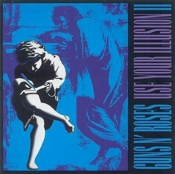 GUNS N' ROSES: USE YOUR ILLUSION II (CD)
