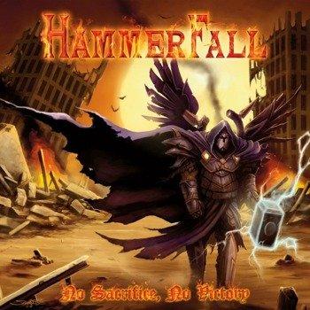 HAMMERFALL - NO SACRIFICE, NO VICTORY (CD)