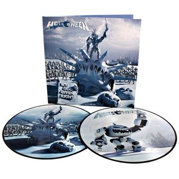 HELLOWEEN: MY GOD GIVEN RIGHT (2LP PICTURE VINYL)