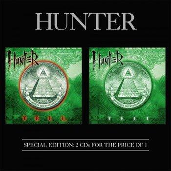 HUNTER: T.E.L.I. / T.E.L.I. WERSJA ANGIELSKA (2CD)