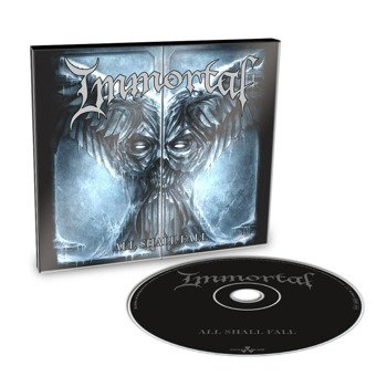 IMMORTAL:  ALL SHALL FALL (CD) SPECIAL DIGI