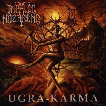 IMPALED NAZARENE: UGRA-KARMA (CD)