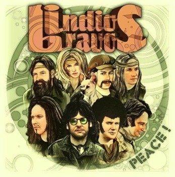 INDIOS BRAVOS: PEACE (CD)