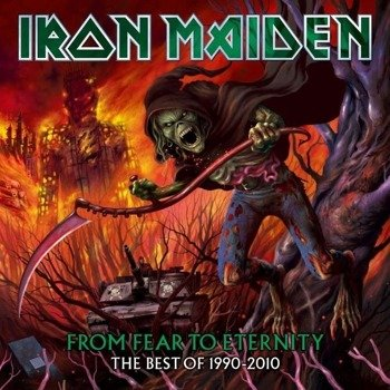 IRON MAIDEN: FROM FEAR TO ETERNITY: THE BEST OF 1990-2010 (2CD)