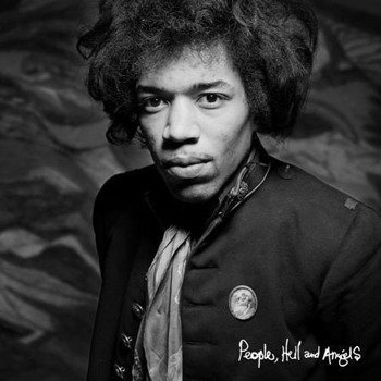 JIMI HENDRIX: PEOPLE, HELL AND ANGELS (CD)